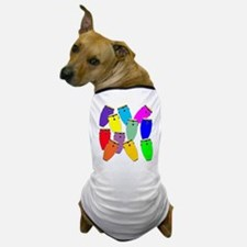 Rainbow Conga Dog T-Shirt