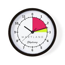 Altimeter Clock