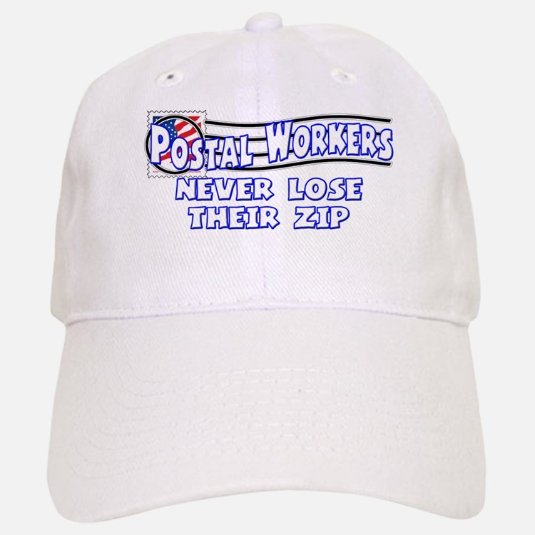 Postal Worker Baseball Baseball Cap