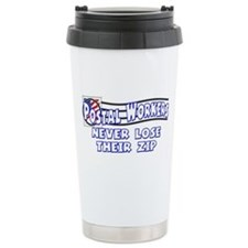 Postal Worker Travel Mug