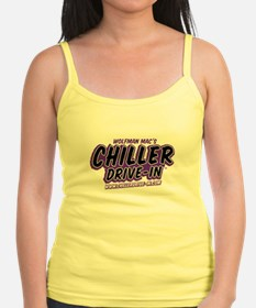 Chiller Drive-In - PURPLE - Jr.Spaghetti Strap