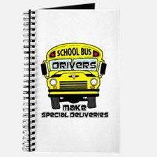 School Bus Driver Journal