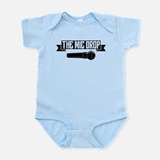 The Mic Drop Infant Bodysuit