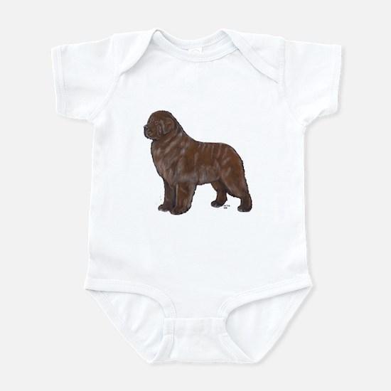 Newfoundland Bronze Infant Bodysuit