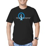 Men's Fitted T-Shirt(Assorted Colors)