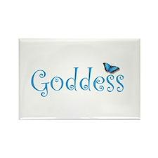 Goddess Rectangle Magnet