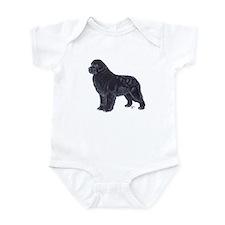 Newfoundland Black Infant Bodysuit