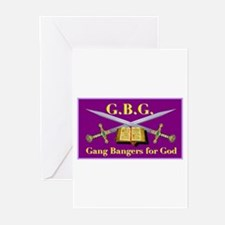 G.B.G. Greeting Cards (Pk of 10)