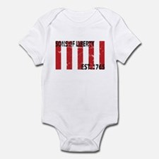 Sons of Liberty Est. 1765 Infant Bodysuit