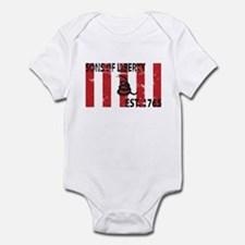 Sons of Liberty Est. 1765 w/S Infant Bodysuit