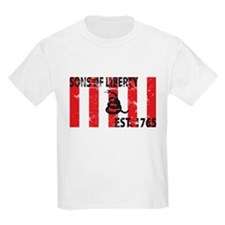 Sons of Liberty Est. 1765 w/S T-Shirt