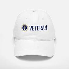 USAF: Veteran Baseball Baseball Cap