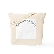 Right Angle Falls Tote Bag