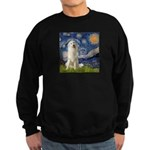 Starry Night / Pyrenees Sweatshirt (dark)