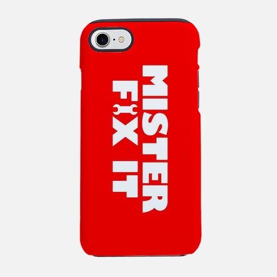 Mister Fix It iPhone 7 Tough Case