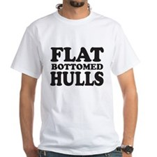 Flat Bottomed Hull Kayak Shirt