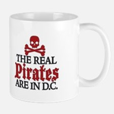 REAL PIRATES ARE IN D.C. Mug