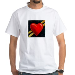 My Heart's on the Line Shirt