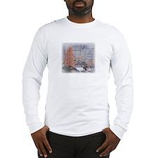 City Christmas Long Sleeve T-Shirt