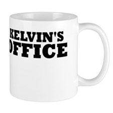KELVIN'S OFFICE Mug