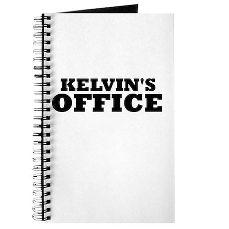 KELVIN'S OFFICE Journal