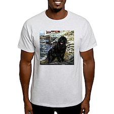 Newfoundland Smiling T-Shirt