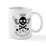 Skull and Crossbones w/Wings Mug