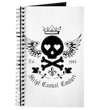 Skull and Crossbones w/Wings Journal