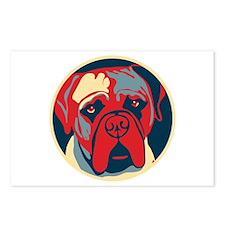 Vote Mastiff! - Postcards (Package of 8)
