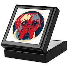 Vote Mastiff! - Keepsake Box
