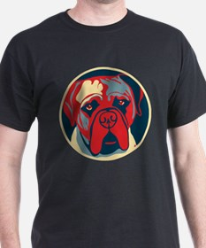 Vote Mastiff! - T-Shirt