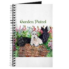 Scottie Garden Patrol Journal