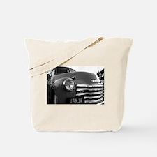 1953 Panel Truck Tote Bag