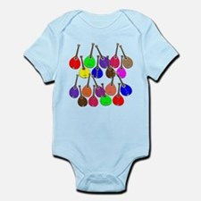 Rainbow Mandolins Body Suit