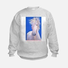 Unique Icelandic horse Sweatshirt