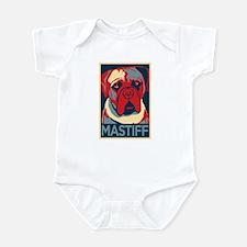 Vote Mastiff! - Infant Bodysuit