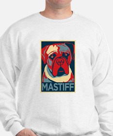 Vote Mastiff! - Sweatshirt