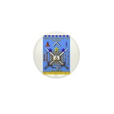 Valley-Hi Lodge Mini Button (10 pack)