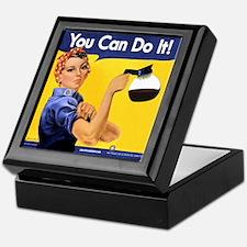 You can do it! Keepsake Box