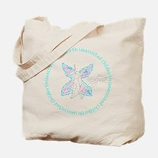Unique Home birthed baby Tote Bag