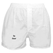 Owner Boxer Shorts