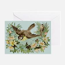 Summer Pond Greeting Card