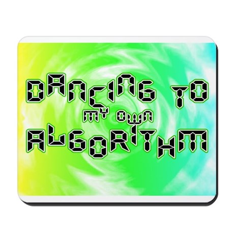 My own Algorithm - Mousepad