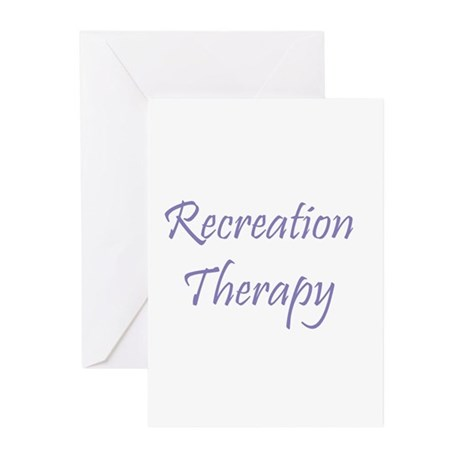 Recreation Therapy Greeting Cards (Pk of 10)