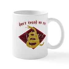 Cooper Snake Diamond Distress Mug
