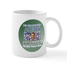First 100 Days Mug