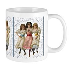Three Friends Mug