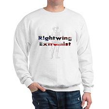 Rightwing Extremist Sweatshirt