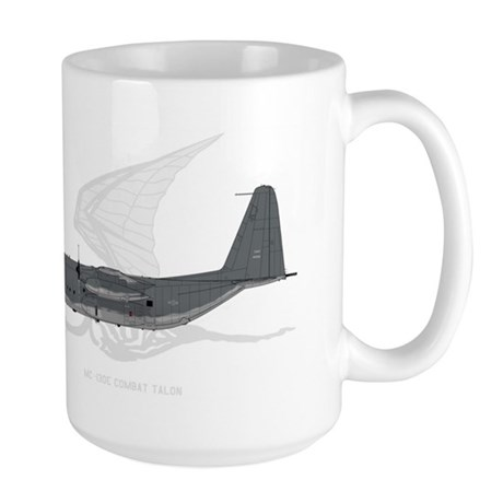 Combat Talon Large Mug