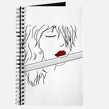 Flute - White Journal